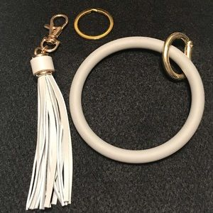 Accessories - 2 for $12.  Oversized Wristlet Keyring